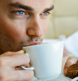 man-drinking-coffee