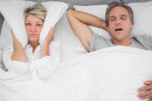 When snoring is a concern - Sleep Dallas